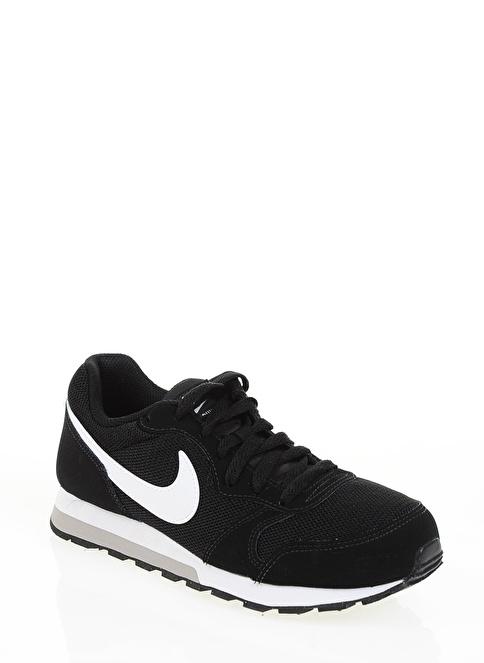 31d555f6bb4ead Nike Erkek Çocuk Nike Md Runner 2 Black White-Wolf Grey   Morhipo   15894749